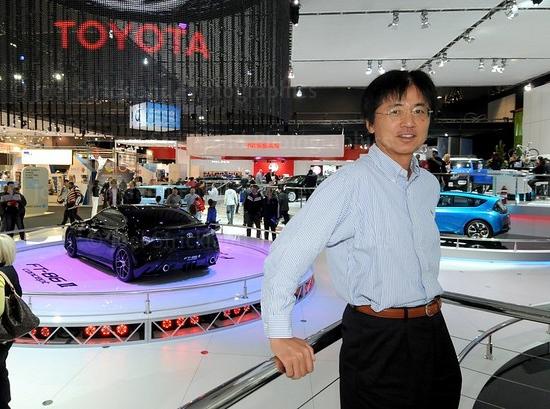 Tada Tetsuya and Toyota FT-86 II Concept