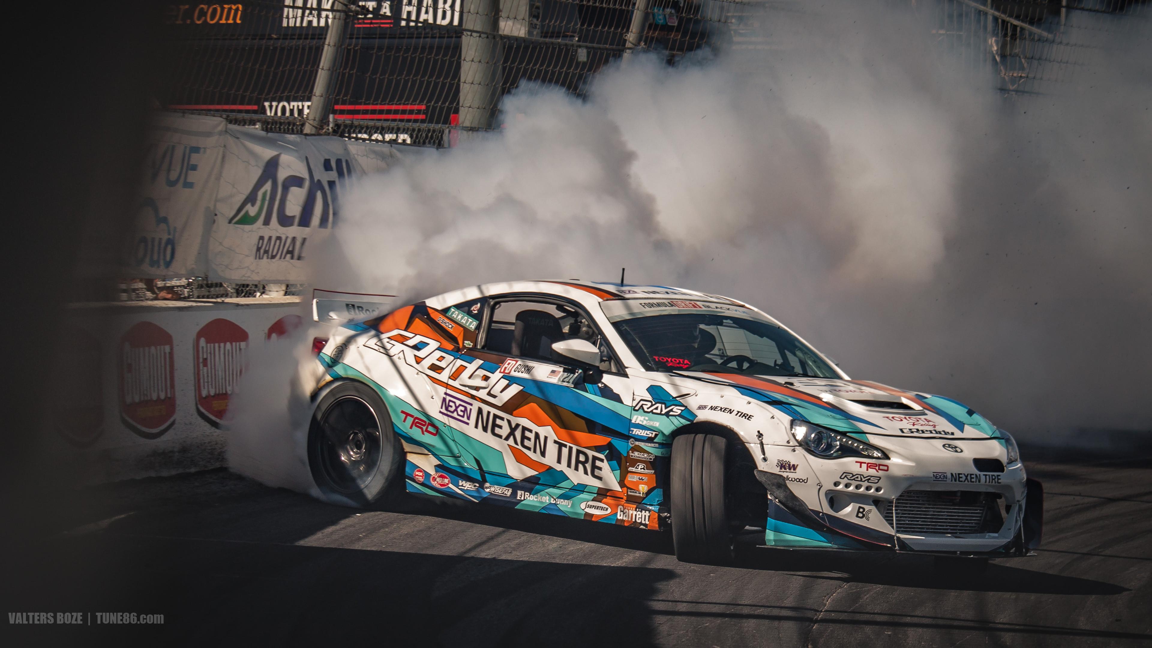 Tune86 Formula Drift Irwindale 2016 9910 Ken Gushi Valtersboze