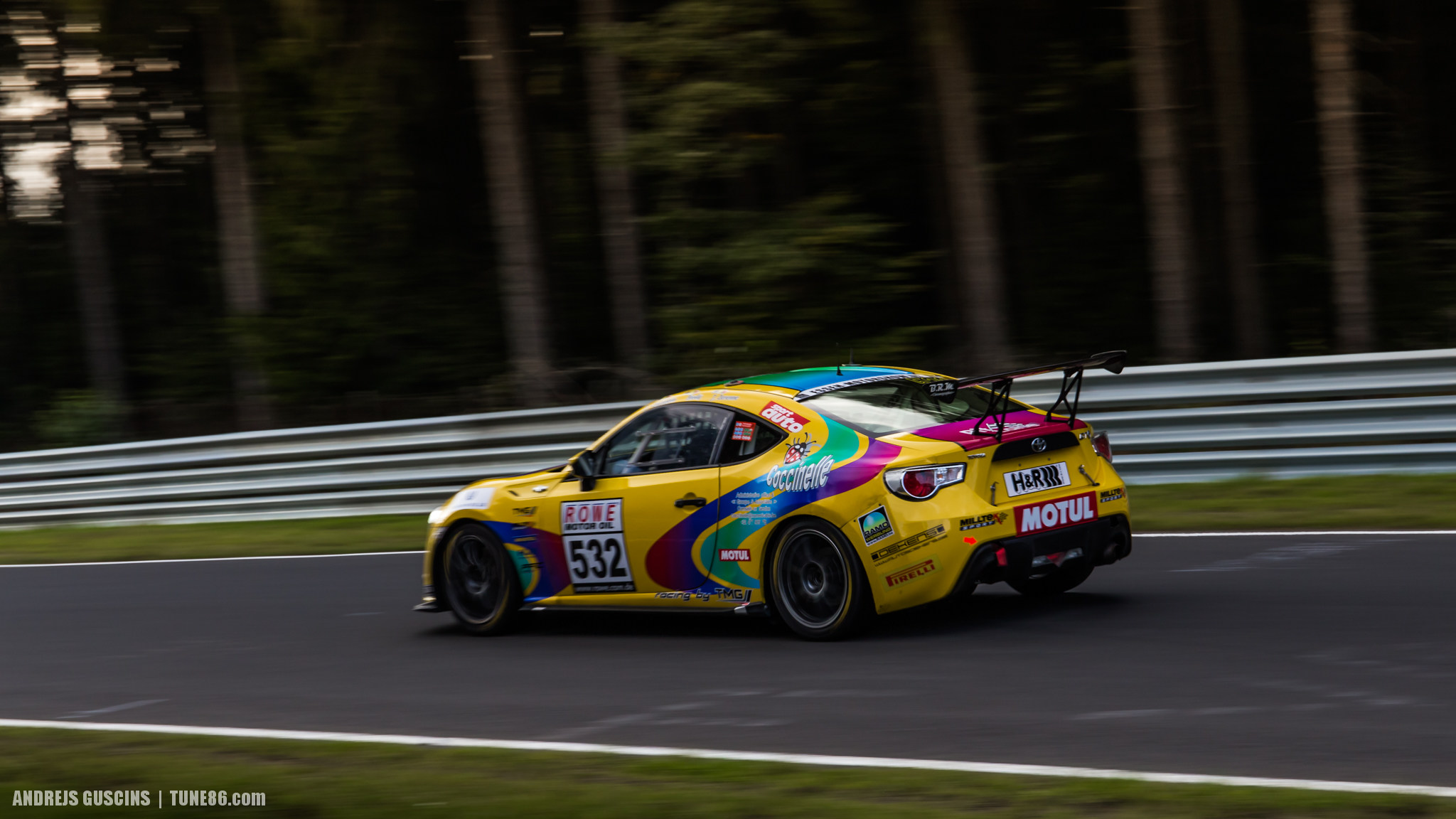 2013 Scion Fr S 10 Series >> Photo: Tune86 Nurburgring Vln 7 Andrejs Guscins Toyota86 56 | TUNE86