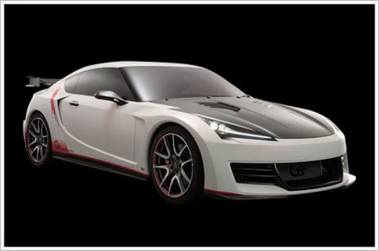 Toyota FT-86 G Sports Concept (FT-86 G's)