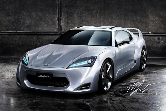 toyota Ft-86 wallpapers, supra desktop background, photoshop wallpaper