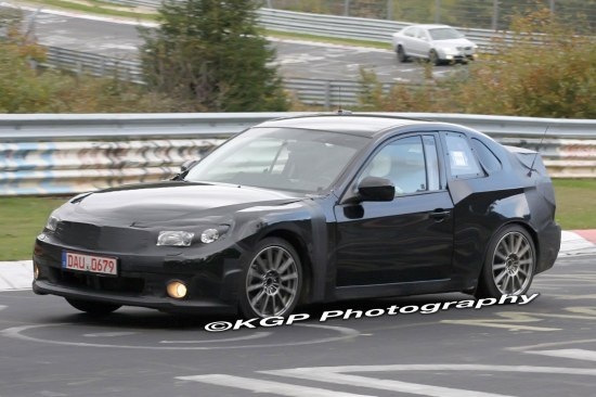 test car, subaru, nurburgring, 086a, toyota, ft-86, spy, shot, photo, masked, black, front, lights