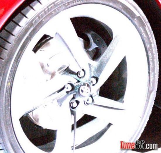 toyota ft-86 concept wheel, secondary handbrake, brakes, emergency brake