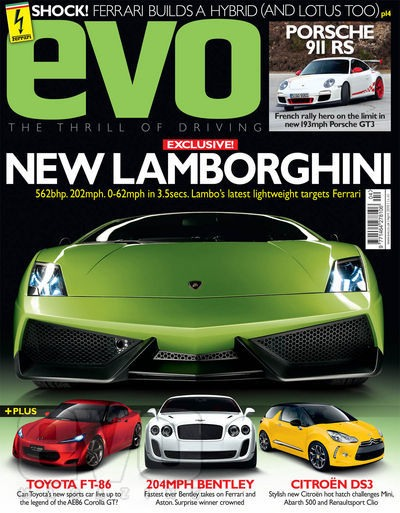 EVO magazine ft86 and ae86 | Forum topic | TUNE86