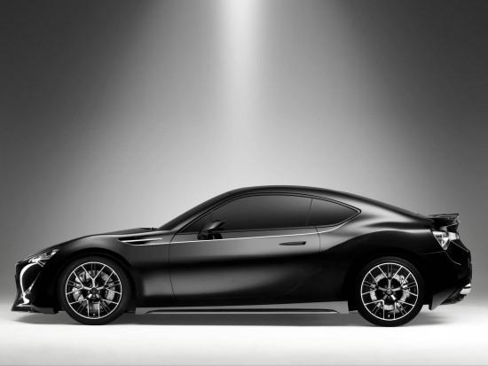 Toyota FT86 II Concept official photos