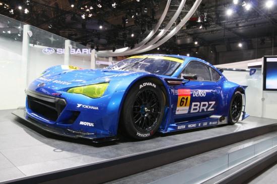 Subaru BRZ Super GT 02 - Subaru BRZ Super GT 02 photo