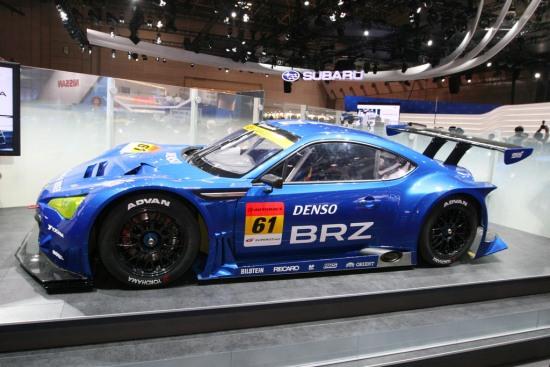 Subaru BRZ Super GT 04 - Subaru BRZ Super GT 04 photo