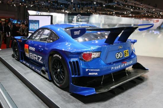 Subaru BRZ Super GT 06 - Subaru BRZ Super GT 06 photo