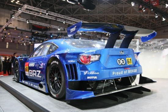 Subaru BRZ Super GT 07 - Subaru BRZ Super GT 07 photo