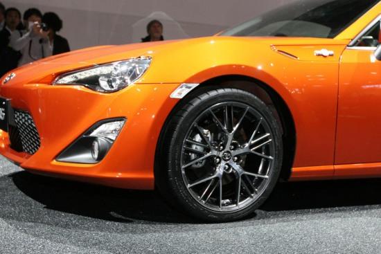 Toyota86 TMS2011 02 - Toyota86 TMS2011 02 photo