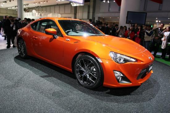 Toyota86 TMS2011 05 - Toyota86 TMS2011 05 photo