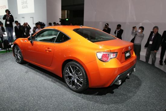 Toyota86 TMS2011 08 - Toyota86 TMS2011 08 photo