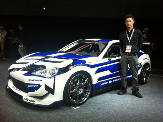 Scion Racing / Greddy Racing FR-S & Ken Gushi