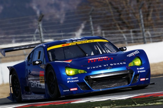 Subaru BRZ Super GT 300 1b photo