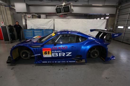 Subaru BRZ Super GT 300 7b - Subaru BRZ Super GT 300 7b photo