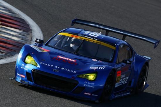 Subaru BRZ Super GT 300 9b - Subaru BRZ Super GT 300 9b photo