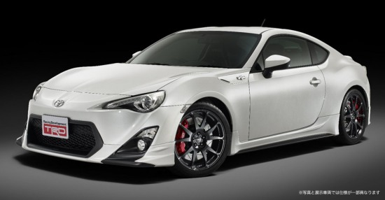 Toyota 86 TRD Performance line, TRD 86 ZN6