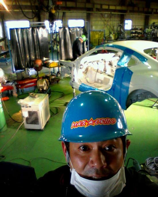 orido manabu toyota 86 v8 d1gp build 05 - orido manabu toyota 86 v8 d1gp build 05 photo