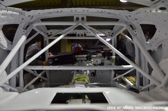 orido max manabu d1gp toyota 86 build 02 rollcage - orido max manabu d1gp toyota 86 build 02 rollcage photo