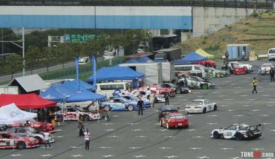 D1gp Odaiba tokyo drift 02 - D1gp Odaiba tokyo drift 02 photo