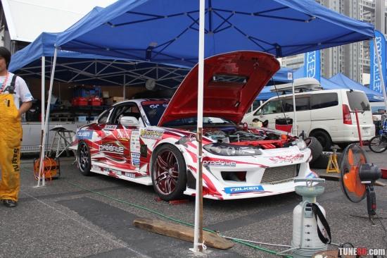 D1gp Odaiba tokyo drift 11 - D1gp Odaiba tokyo drift 11 photo