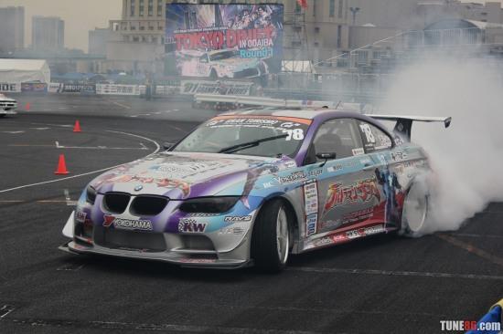 D1gp Odaiba tokyo drift 26 - D1gp Odaiba tokyo drift 26 photo