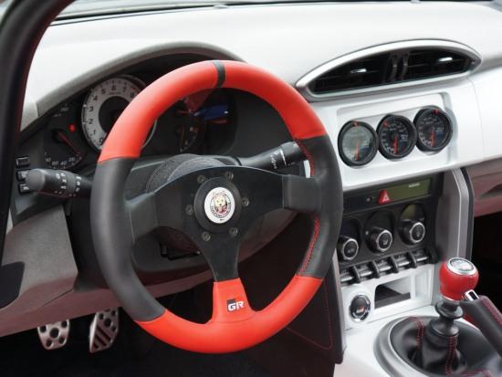 Toyota 86 GRMN Gazoo Racing 05 interior - Toyota 86 GRMN Gazoo Racing 05 interior photo