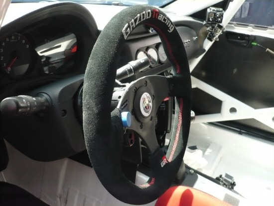 Toyota 86 Gazoo Racing N24 interior cockpit - Toyota 86 Gazoo Racing N24 interior cockpit photo
