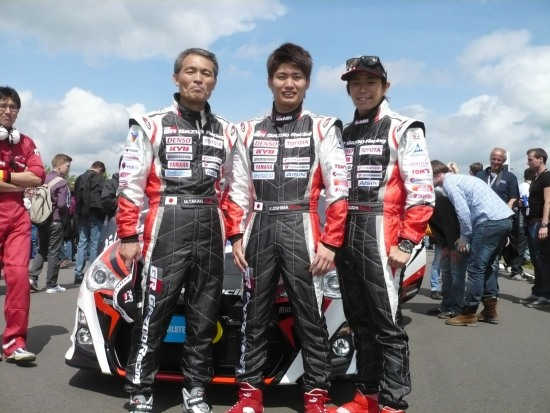 Toyota 86 Gazoo Racing N24 team - Toyota 86 Gazoo Racing N24 team photo