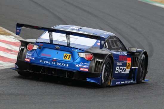 brz gt300 supergt - brz gt300 supergt photo image