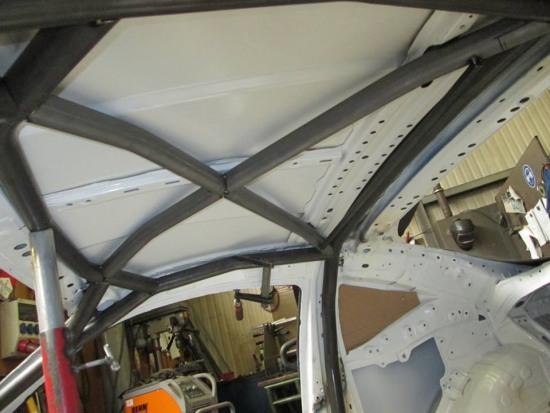 16 Horst Subaru BRZ rollcage - 16 Horst Subaru BRZ rollcage