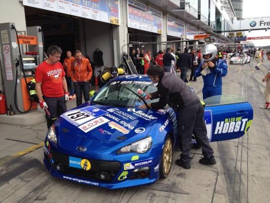 21 Horst Subaru BRZ qualifying n24h - 21 Horst Subaru BRZ qualifying n24h