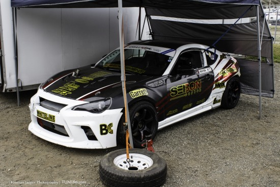 Formula Drift Seattle Jeff Wolfson Scion FRS - Formula Drift Seattle Jeff Wolfson Scion FRS