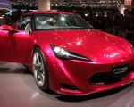 toyota ft-86 photos at tokyo motor show 2009, debut, premiere