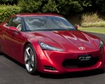 Toyota ft-86 concept photos real design first