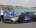 2013 SUPER GT subaru brz gt300 okayama