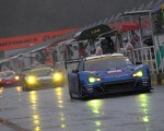 Subaru BRZ GT300 team wins 5th place in Okayama - first round of 2013 Super GT Series