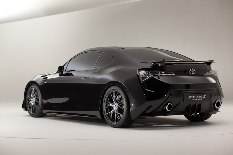 toyota ft 86 ii concept studio photos and video tune86. Black Bedroom Furniture Sets. Home Design Ideas