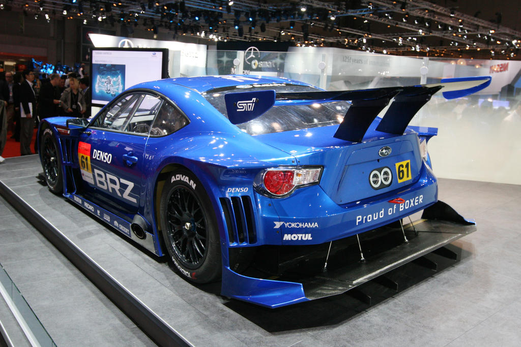 Subaru BRZ Super GT 06
