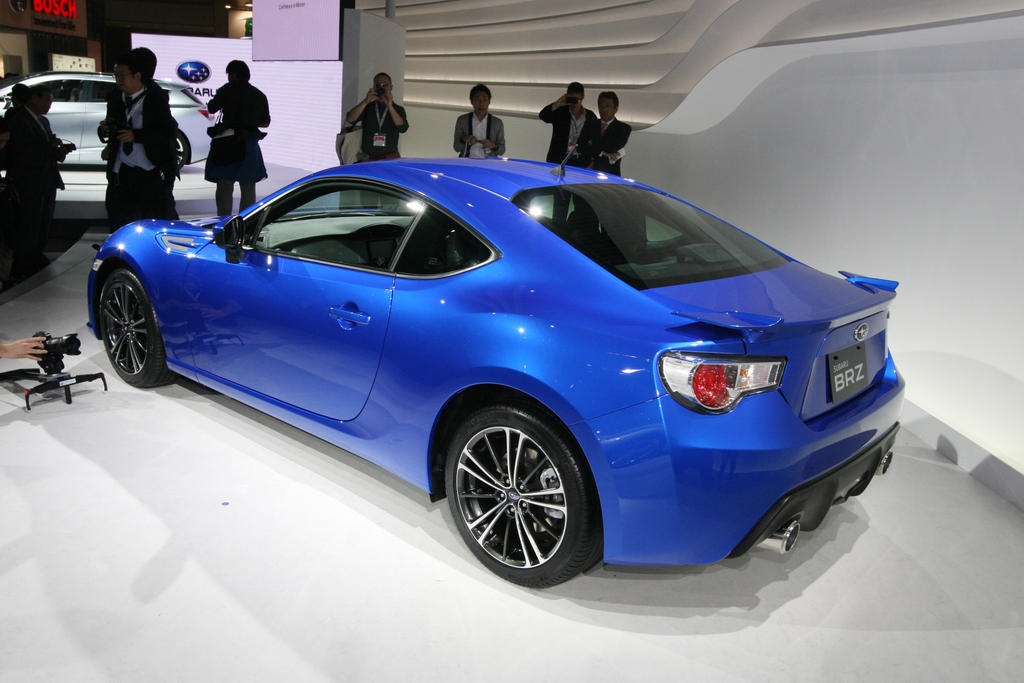 Subaru BRZ TMS2011 03