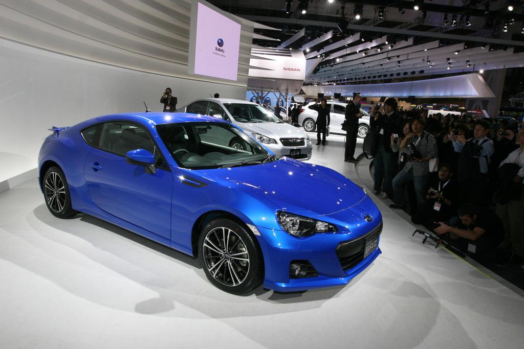 Subaru BRZ TMS2011 04