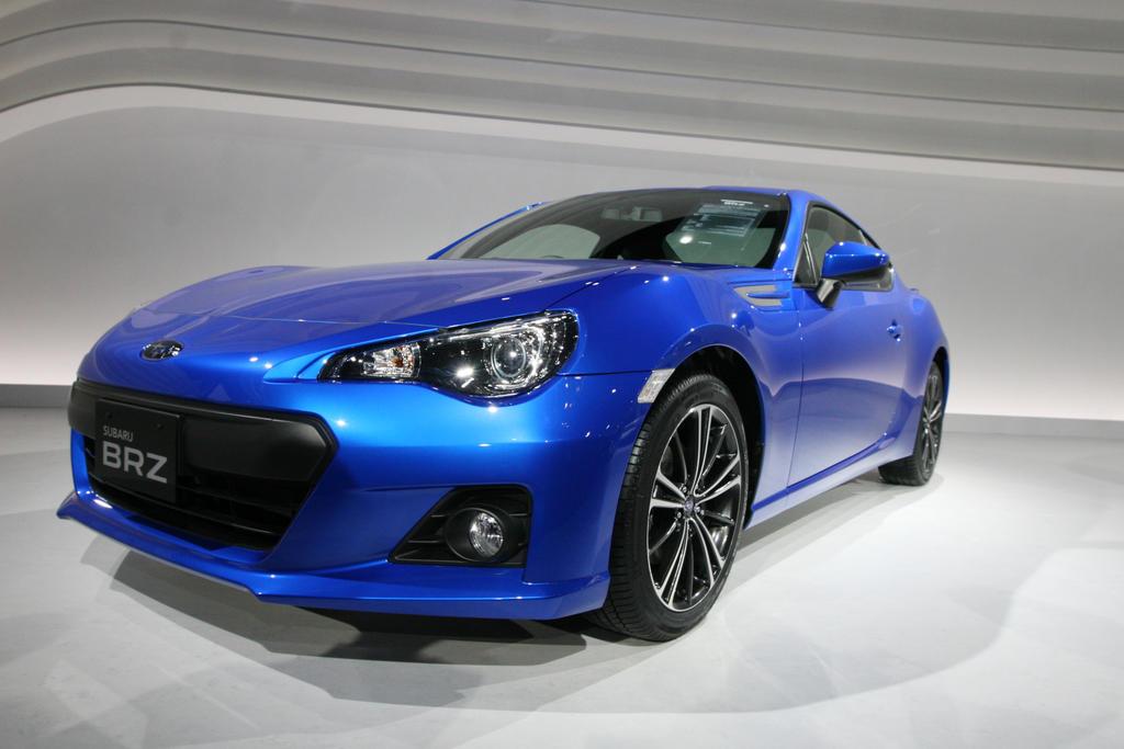 Subaru BRZ TMS2011 06