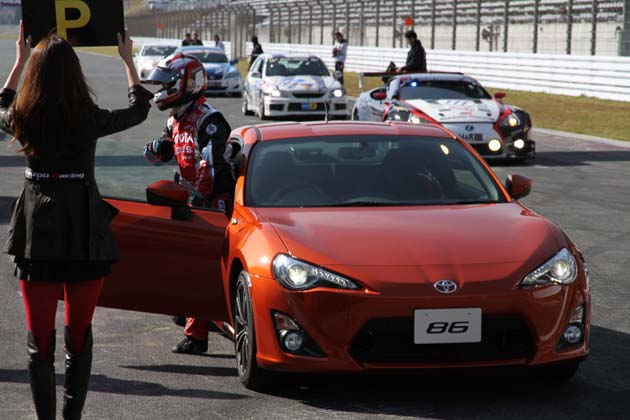 Toyota 86 at Gazoo Racing Motorsports Festival 2011, photo02
