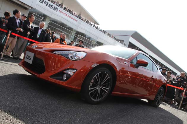 Toyota 86 at Gazoo Racing Motorsports Festival 2011, photo04