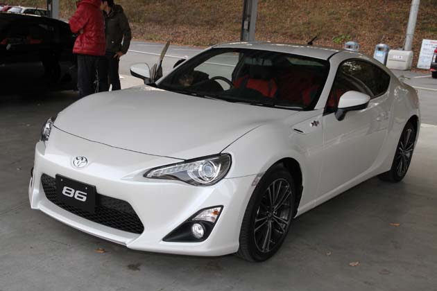 Toyota 86 at Gazoo Racing Motorsports Festival 2011, photo14