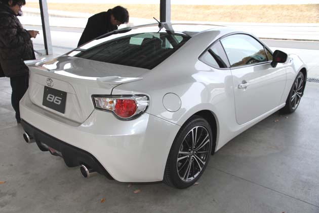 Toyota 86 at Gazoo Racing Motorsports Festival 2011, photo15