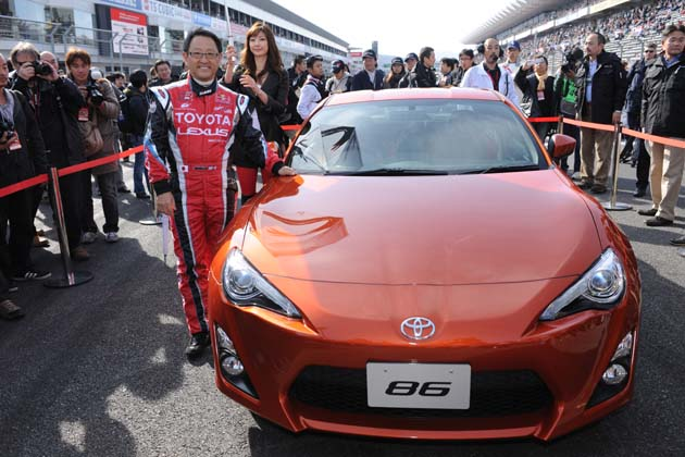 Toyota 86 at Gazoo Racing Motorsports Festival 2011, photo33