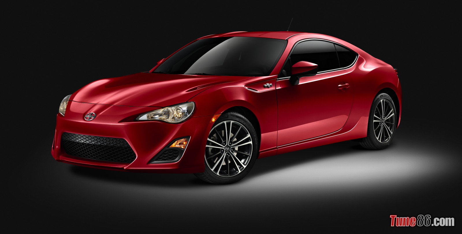 Scion FR-S official details, technical specs and data | TUNE86