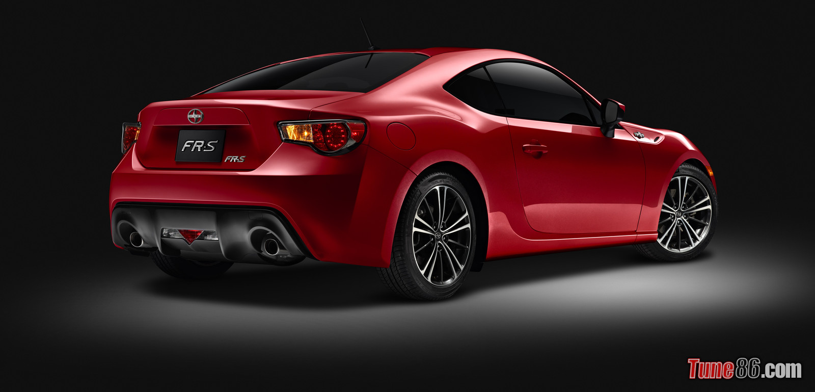 Scion FRS frs official photo 04