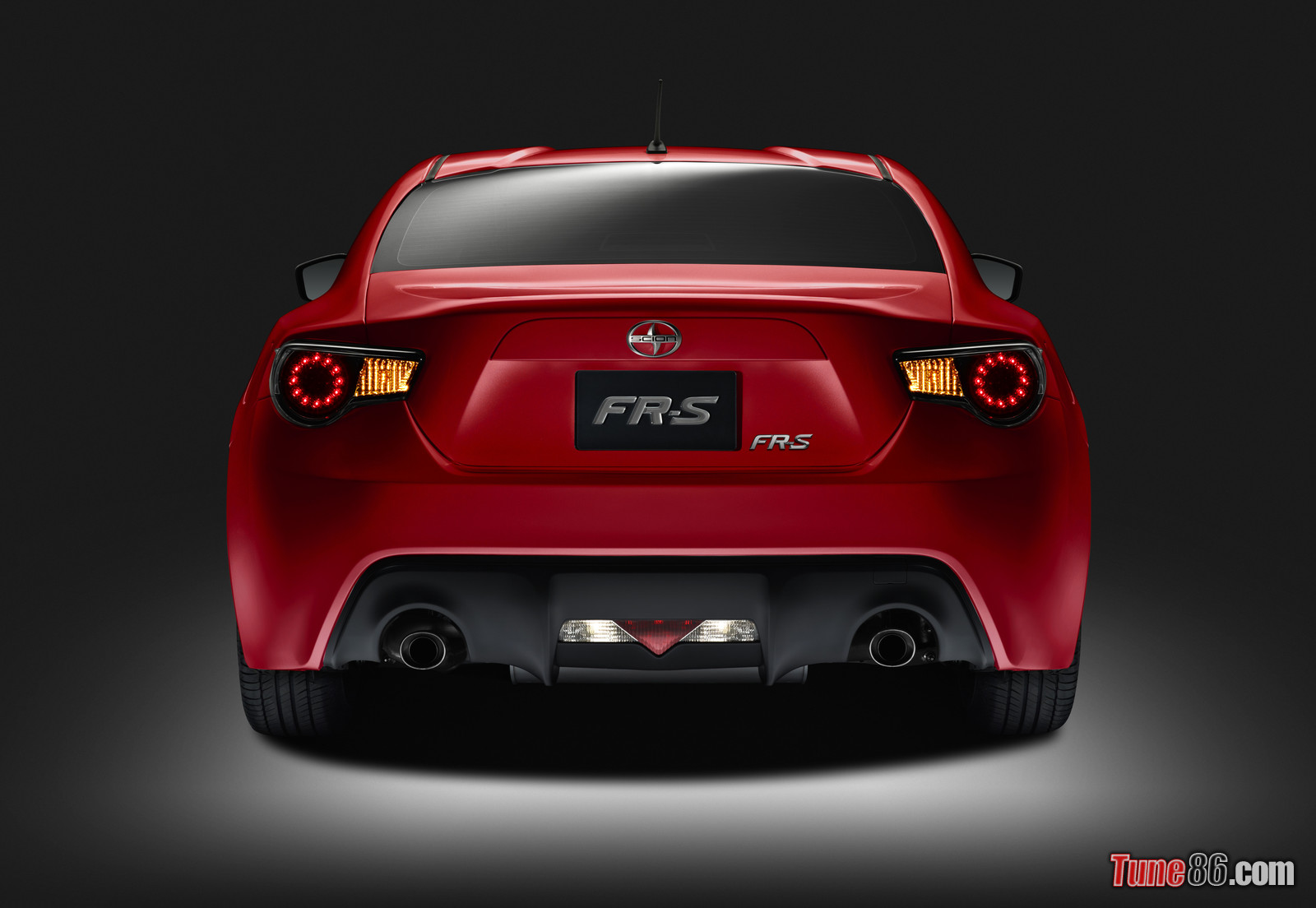 Scion FRS frs official photo 05